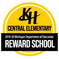 KHPS Central Reward School logo KHPS Central Reward School logo